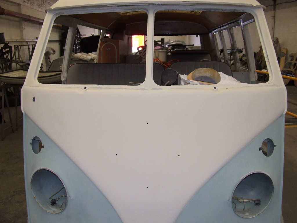 Bw Camper Van >> Car Sprayer Staffordshire -VW bus and beetle garage repairs
